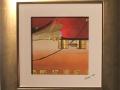 """""""Goldrausch II"""" - 36 x 36 cm"""