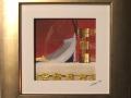 """""""Goldrausch"""" - 36 x 36 cm"""