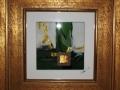 """""""Der grune Planet II"""" - 36 x 36 cm"""